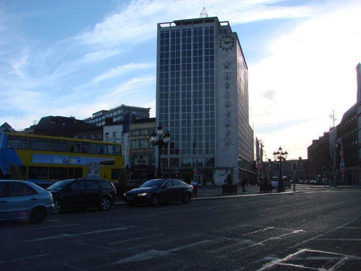 irlanda heineken binası dublin