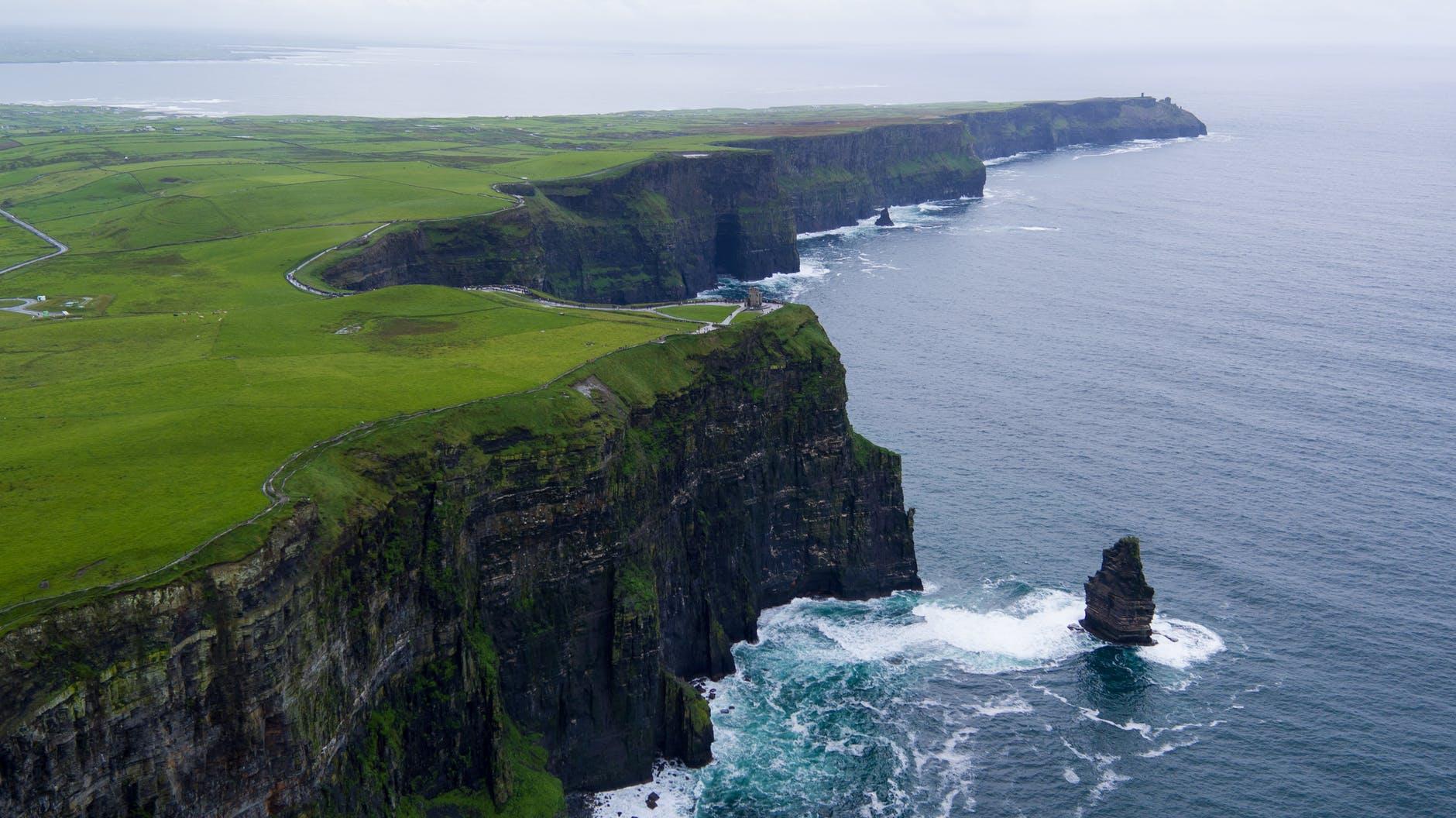 irlanda-moher- kayalıkları