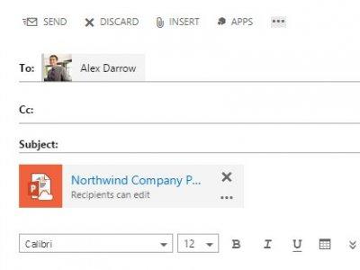 Microsoft Office 365 - Doküman Linkleme