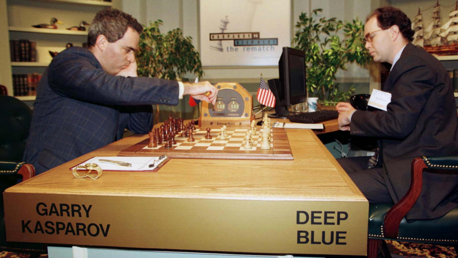 Ray Kurzweil - IBM Deep Blue vs. Gary Kasparov