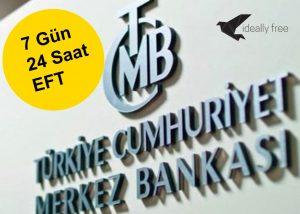 TCMB - FAST (Fonların Anlık ve Sürekli Transferi)
