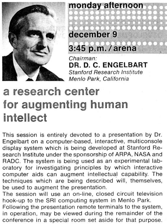 Douglas-engelbart-1968-konferans